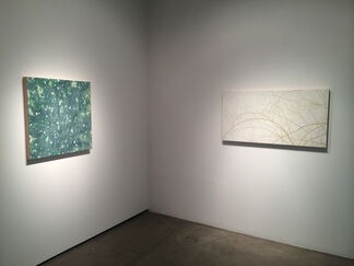Isabel Bigelow: Recent Paintings, installation view