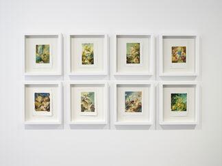 Flora Yukhnovich: Sweet Spot, installation view