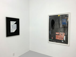 NOIRE / NOIR, installation view