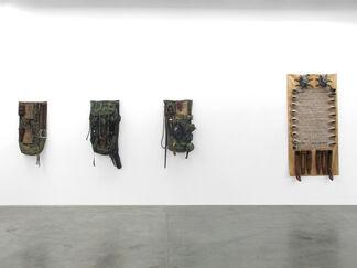 Restless Violence, installation view