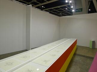 TKG+ at Art Basel Hong Kong 2014, installation view