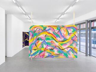 Galerie Maria Bernheim at miart 2017, installation view