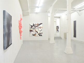 Les Braves (1), installation view