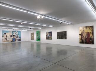 Il corpo figurato. Artworks from the Collection 1966-2005, installation view