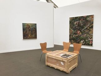 Stevenson, Cape Town and Johannesburg at Frieze New York 2017, installation view
