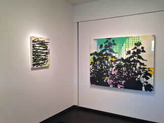 Sheryl Zacharia, Stacy Snyder, & Angie To, installation view