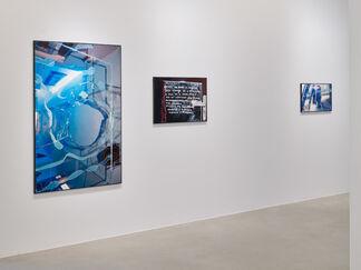 Lucia Sotnikova | TRANSFIGURATIVE GLITCH, installation view