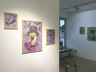 KIRI GA II, installation view