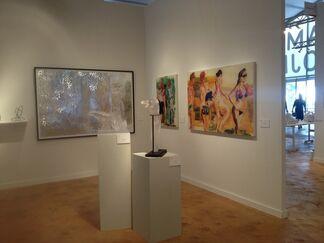 Winston Wächter Fine Art at Miami Project 2014, installation view