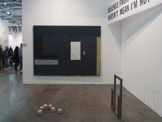 : BARIL at Artissima 2014, installation view