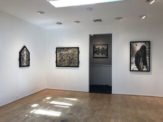 Tiny Battles // Within the Shadows, installation view