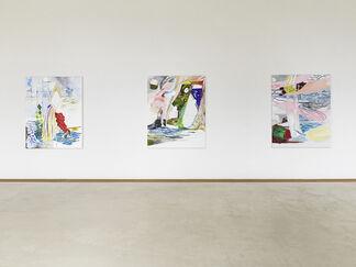 Alejandra Seeber »Getaways«, installation view