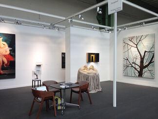 ShanghART at FIAC, installation view
