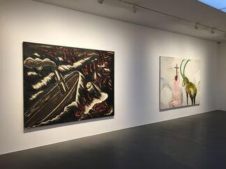 Creatures Great and Small, installation view