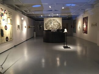 Material Matters - Group Show, installation view