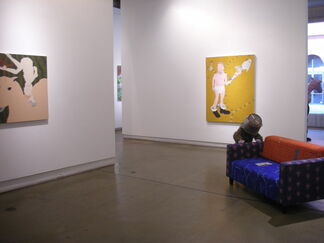 Thordis Adalsteinsdottir, Call On Me With Your Softness, installation view