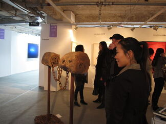 Red Gate Gallery at ART021 Shanghai Contemporary Art Fair, installation view