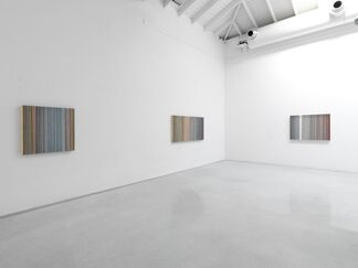 """Emil Lukas - """"Large curtain"""", installation view"""