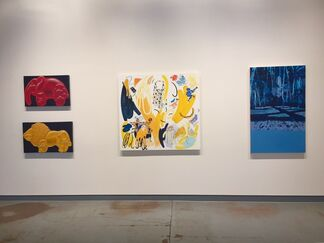Sweep, installation view