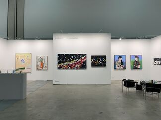 EVERYDAY MOOONDAY at Art Busan 2020, installation view