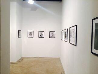 """Jeffrey Shagwat """"SELFIE"""", installation view"""