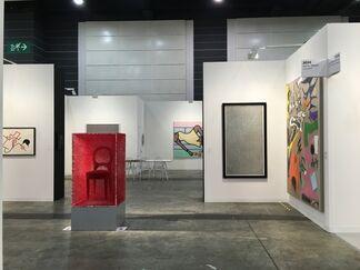Galerie Hans Mayer at Art Basel in Hong Kong 2016, installation view