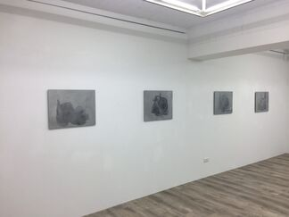 Penumbra - A Solo Exhibition by Chen Qiaoxi, installation view