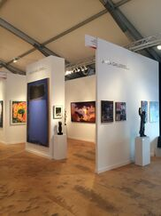 ACA Galleries at Miami Project 2014, installation view