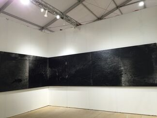 DIALECTO Gallery at SCOPE Miami Beach 2015, installation view