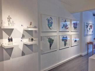 EDITIONED, installation view