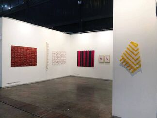 Portas Vilaseca Galeria at arteBA 2019, installation view