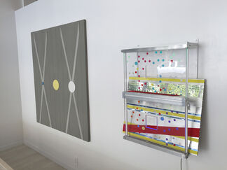 Robert Youds: city cut flowers, installation view
