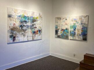 Topography of Color: Tamar Kander, installation view
