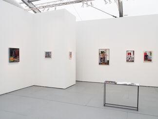 Galerie Thomas Fuchs at UNTITLED, Miami Beach 2016, installation view