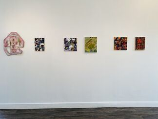 Erika Ranee and Meg Lipke, Pressure Drop, installation view