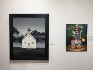 Nancy Hoffman Gallery at Art Aspen 2018, installation view