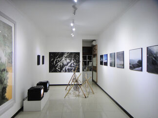 The Map and the Territory: Dialectical Territories, installation view