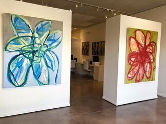 F L O W E R S | Shinduk Kang and Brenda Zappitell, installation view