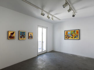 Buy it All, Eat it All, installation view