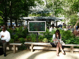 Kota Ezawa: City of Nature, installation view