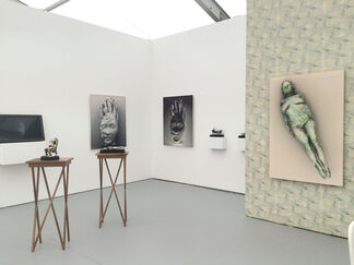 Upfor at UNTITLED, Miami Beach 2016, installation view