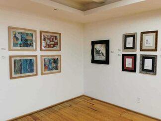 Colectiva de Artistas de Galería Casa Lamm, installation view