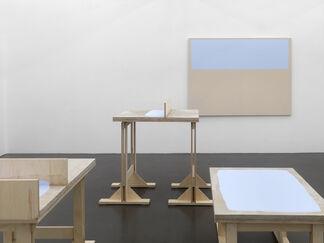 Federico Herrero   Paintings, installation view