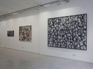 Carl Randall: Shōzō [肖像], installation view