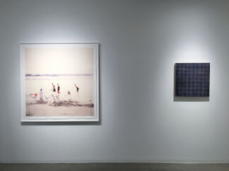 We Move Through Time Together, installation view
