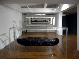 Black Objects, installation view
