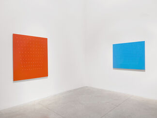 Tess Jaray: The Light Surrounded, installation view