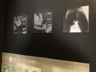 Nudes, installation view