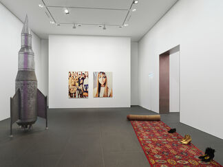 Sylvie Fleury - Early Work, installation view