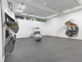 Dorian Gaudin - DIRTY HANDS ON, installation view